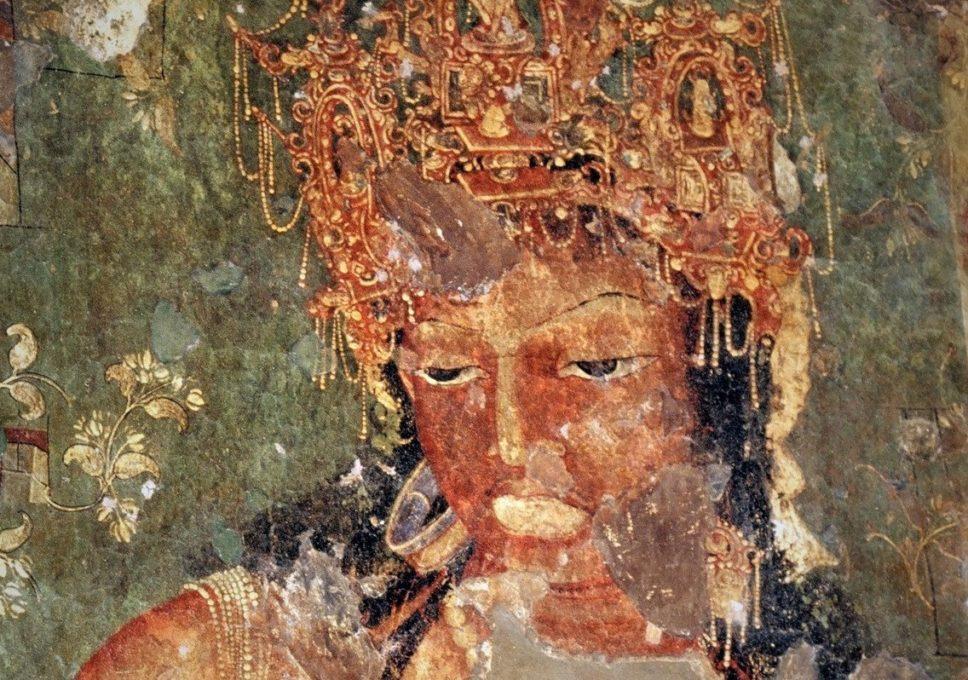 アジャンター石窟群の発見